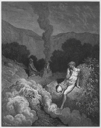 210529-Gustave Dore - Cain and Abel offering their sacrifices.jpg
