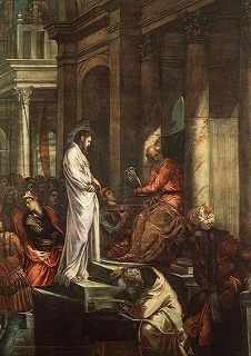 CHRIST BEFORE PILATE .jpg